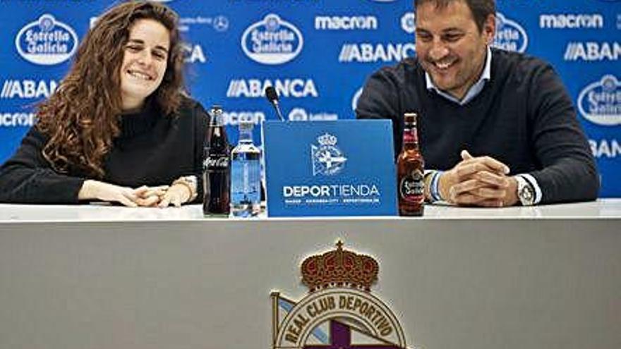 """Tere y Manu, """"a ganar"""" mañana en Arguineguín: """"No tememos nada"""""""