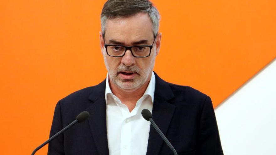 Cs critica Catalá: «Assenyalar els jutges fa un flac favor a la separació de poders»