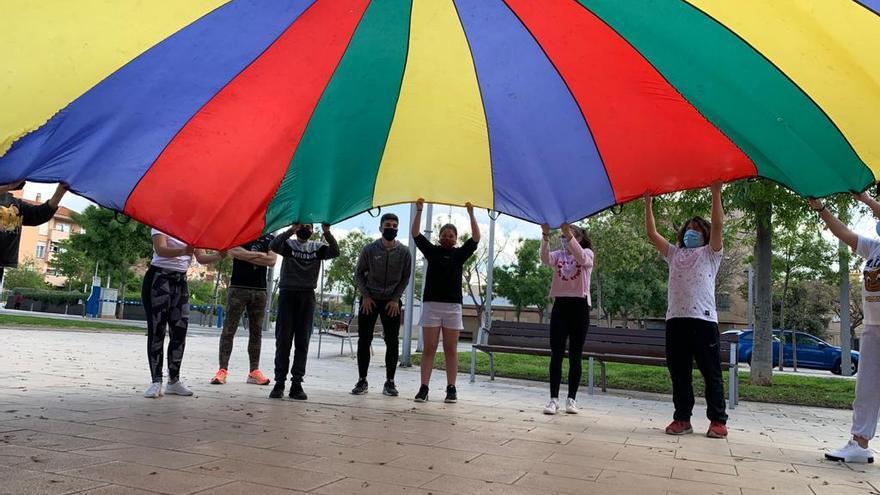 Cerca de 7.000 alumnos de Balears participan en el día de la Educación Física en la calle