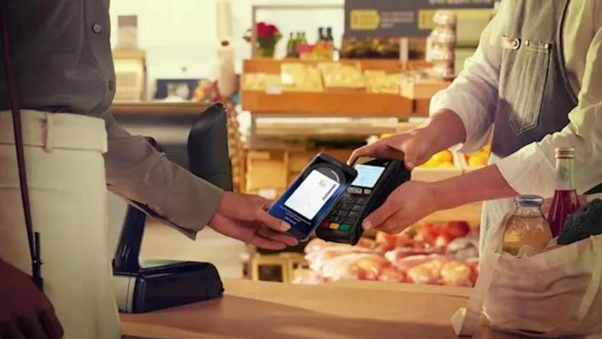 Los pagos a través del 'smartphone' se consolidan durante la pandemia
