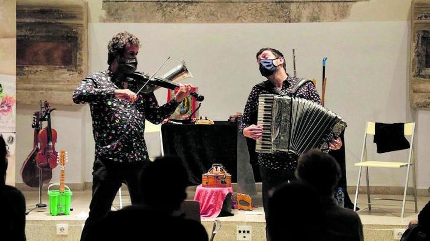 La cultura intenta abrirse paso en Zamora