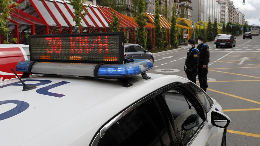 Tráfico en Vigo | ¿Cuántos coches superan el límite de 30 km/h cada minuto?