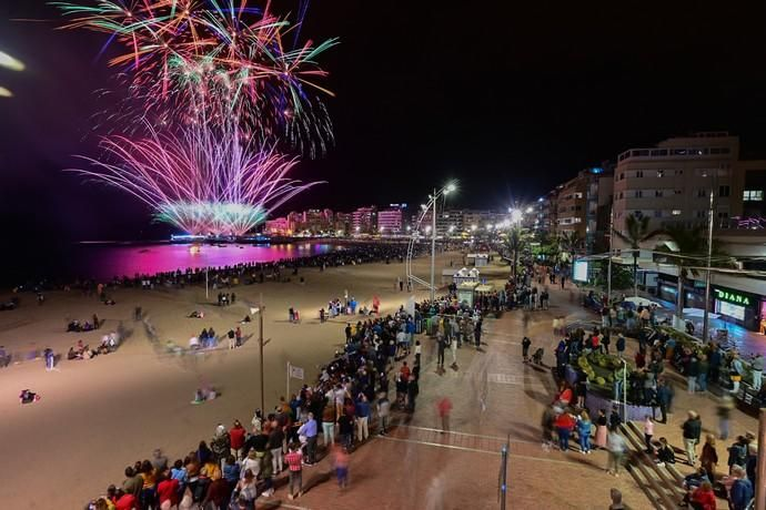 Entierro de la Sardina del Carnaval de Las Palmas de Gran Canaria 2020