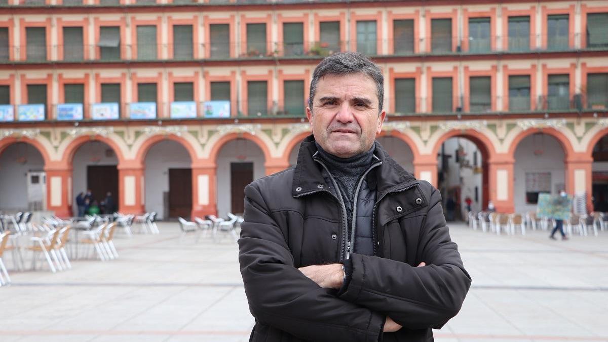 El lucentino José Antonio Ranchal, nuevo responsable provincial de Podemos Córdoba