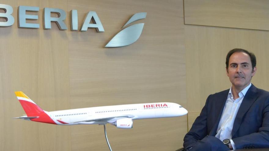 Javier Sánchez-Prieto asume el cargo de consejero delegado de Iberia