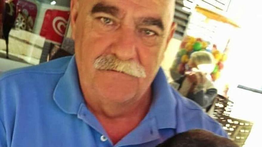 Agustín Crespo: «Solo quiero un cobijo, a mis 69 años me quedo en la calle»