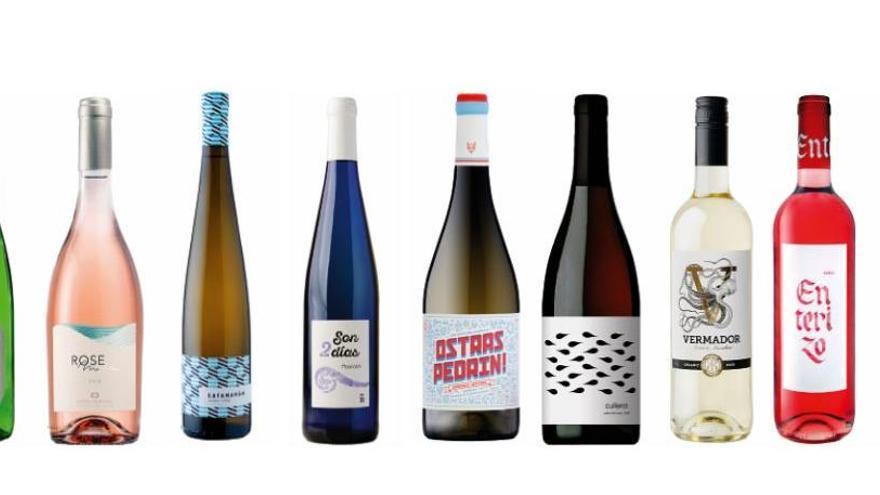 Los 50 mejores vinos blancos y rosados valencianos