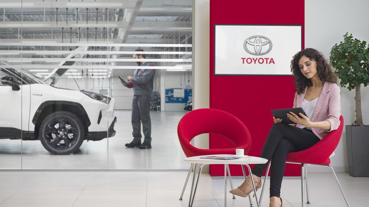 Toyota ofrece 10 años de garantía a sus clientes más fieles