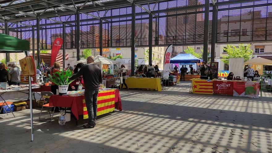 El Mercat d'Entitats Juvenils de Figueres es fa aquest divendres dia 7 a la Rambla