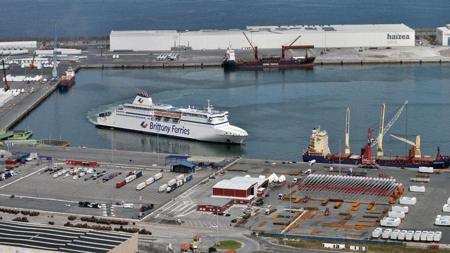 El Puerto de Bilbao se mantiene ágil ante el Brexit