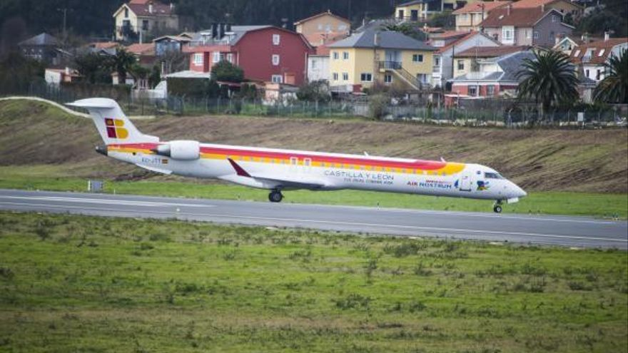 Air Nostrum conectará A Coruña con Valencia y Alicante