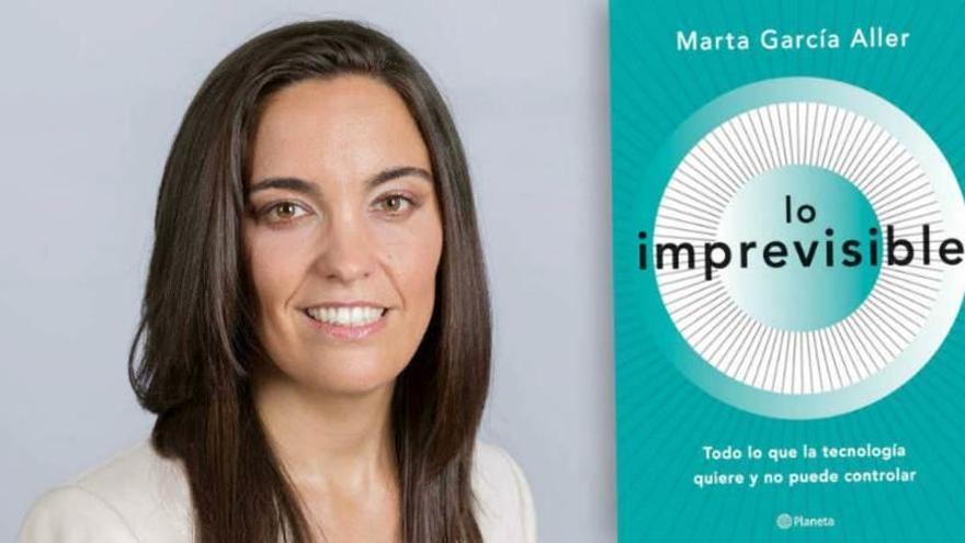 Estepona recibe el lunes a la escritora Marta García Aller