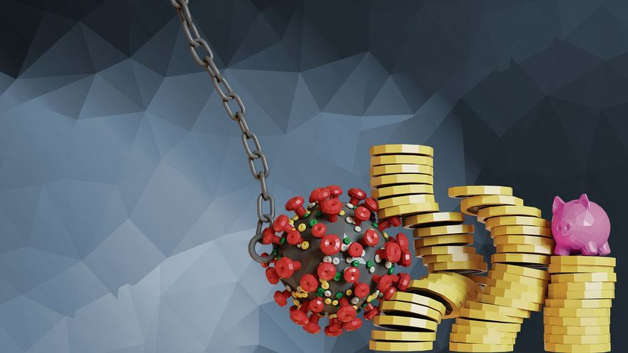Una economía enferma: desempleo y ruina en miles de negocios tras el colapso de la actividad