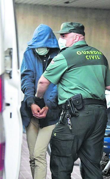 Uno de los detenidos por el crimen de Samuel