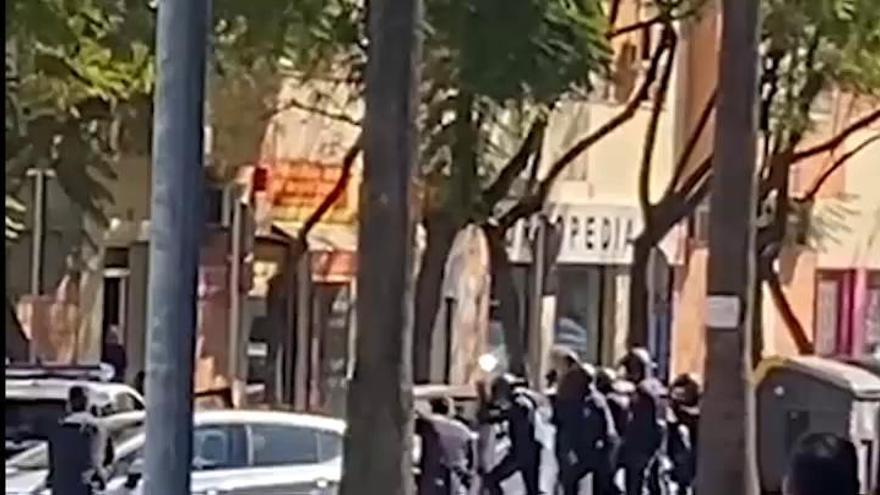 Dos detenidos en Jerez tras intentar atracar un banco con rehenes y una pistola