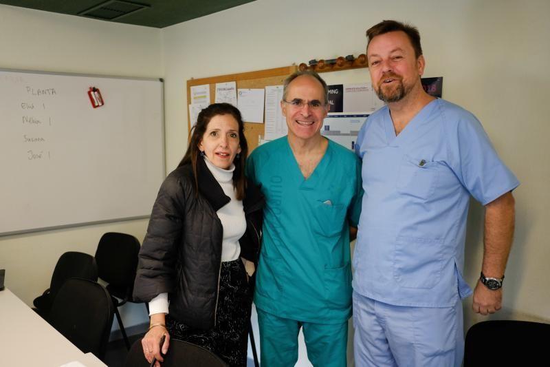 Técnica quirúrgica pionera para el corazón