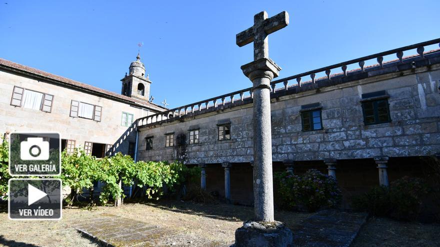 El Concello de Pontevedra negocia la compra del convento de Santa Clara