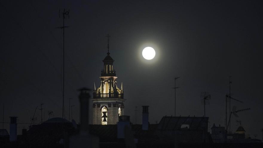 El calentamiento global y la Luna