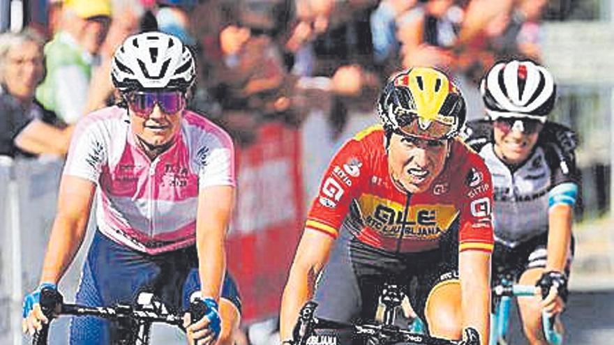 Mavi García lidera al combinado nacional en el Mundial de ruta