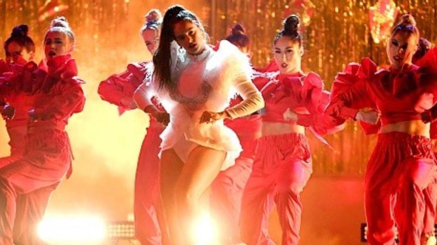 Rosalía, candidata a una categoria tècnica dels premis VMA de la MTV