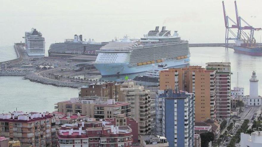 El Puerto de Málaga supera ya los diez meses sin recibir cruceros
