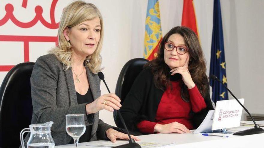 """La consellera Bravo, sobre las discrepancias en el Consell: """"Aporta o aparta"""""""
