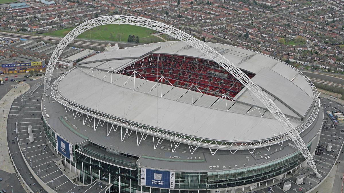 La final de la Eurocopa se diputará el 11 de julio en Wembley.