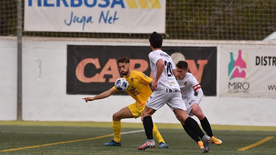 El Orihuela agrava su situación ante el Peña Deportiva (1-1)