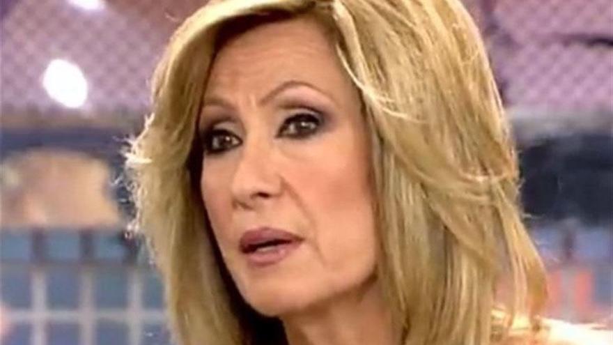 Rosa Benito no se corta y contesta a Rocío Carrasco