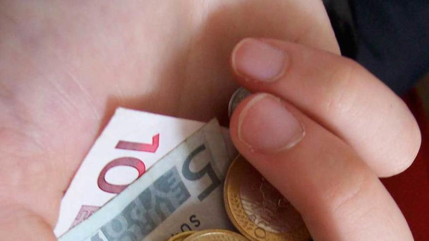 Un olvido de 600 euros con vuelta