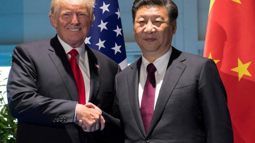 """China pide a Trump """"contención"""" para reducir la tensión con Corea del Norte"""