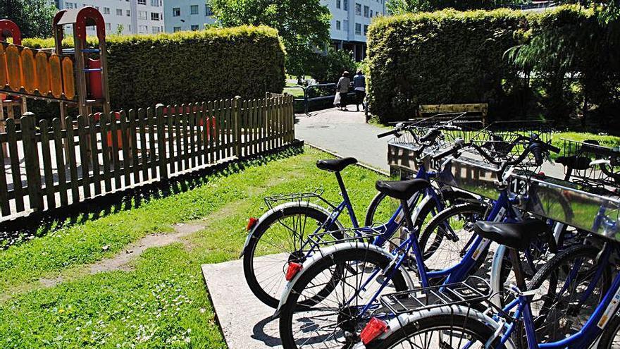 Culleredo creará un servicio de préstamo de bicicletas para jóvenes y asociaciones