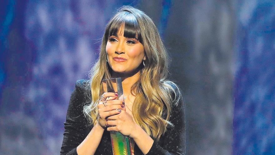 Aitana roza el 'sold out' en tres horas para su concierto en A Coruña