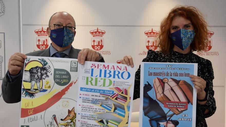 Arranca la semana del libro en Don Benito con actividades en internet