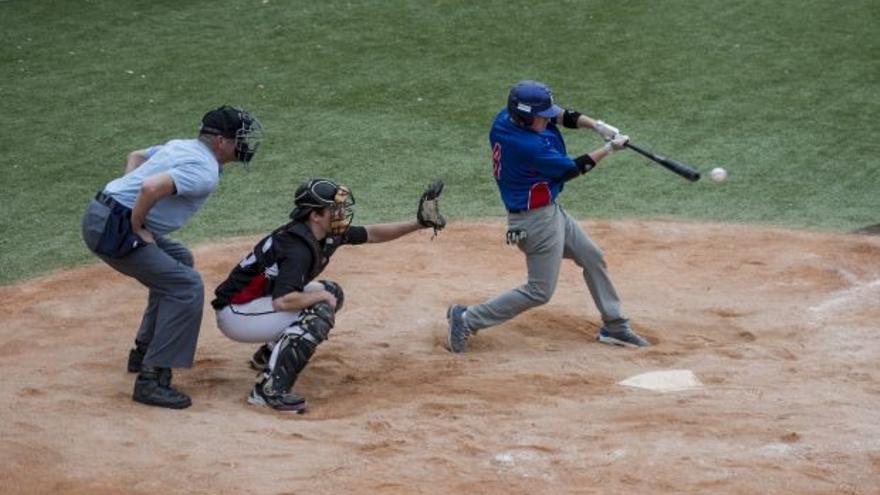 Liga Nacional Béisbol: CB Astros Valencia vs. CBS Barcelona
