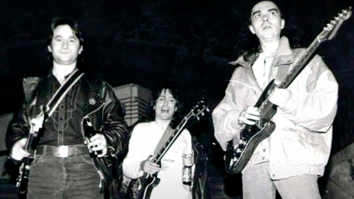 Carlos 'el Sucio', en una imagen distribuida por la banda.