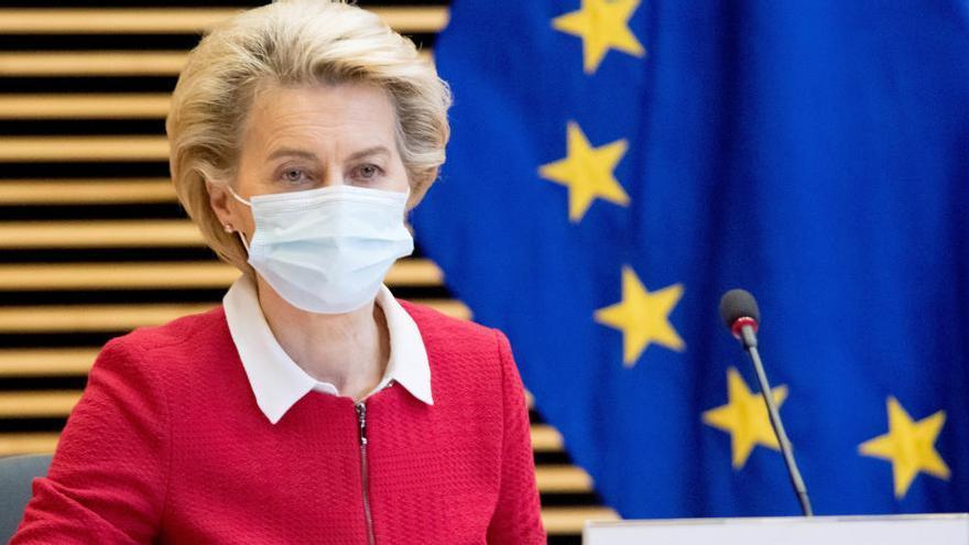 """Von der Leyen: """"La situación es muy grave, hay que intensificar la respuesta"""""""