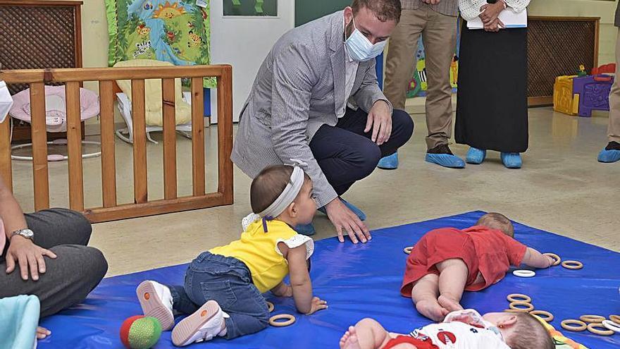 La Xunta invierte 218.000 euros en mejoras en cuatro escuelas infantiles de la ciudad
