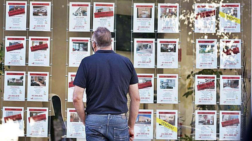 El precio de la vivienda repunta aunque no llega a los niveles preCOVID