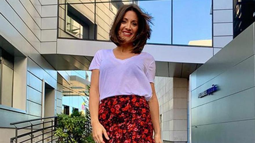 Nagore Robles, sustituta de Toñi Moreno en 'MyHyV'