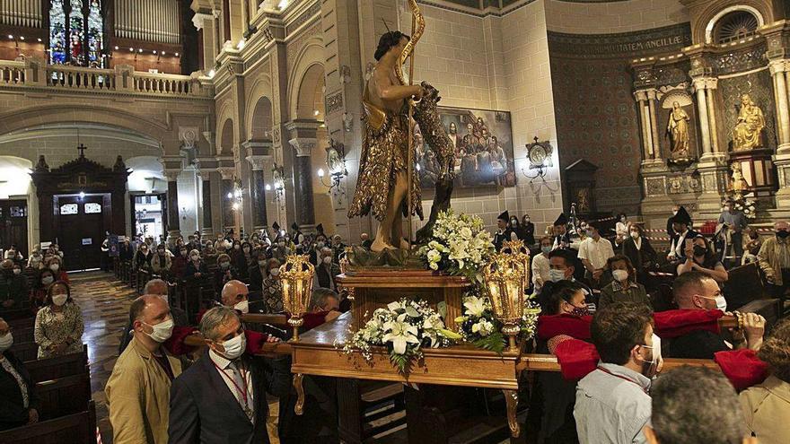 San Juan el Real celebra el día de su patrón
