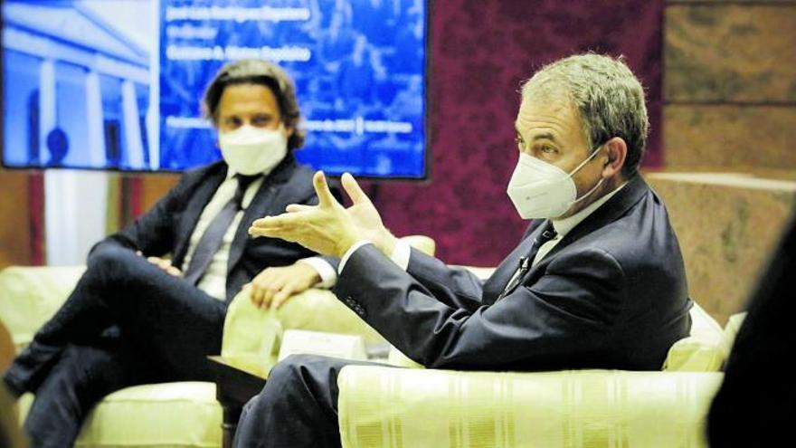 Zapatero, por el pacto de Estado