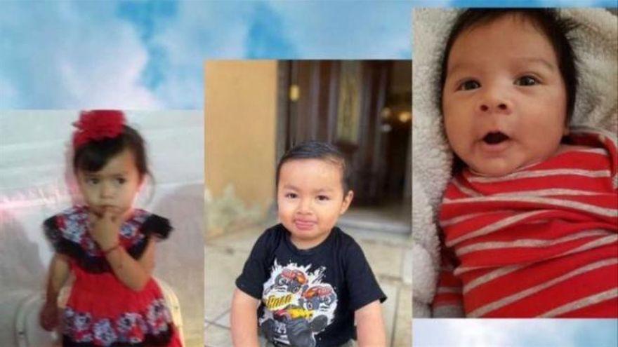 Arrestada por matar a sus tres hijos, todos menores de 4 años