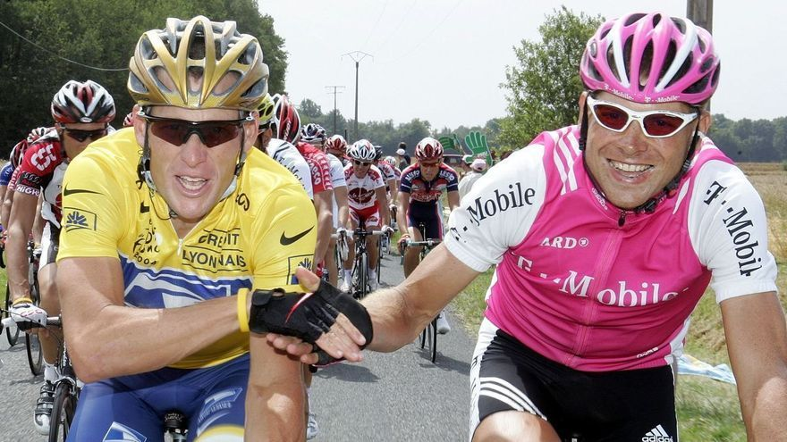 "Armstrong trifft Ullrich auf Mallorca: ""Bin so stolz auf dich"""
