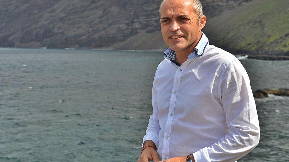 David Cabrera de León.