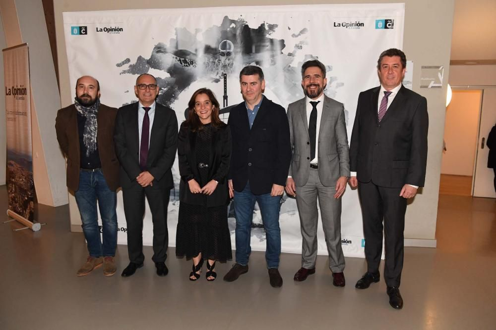 II Gala do Deporte da Coruña e a súa comarca