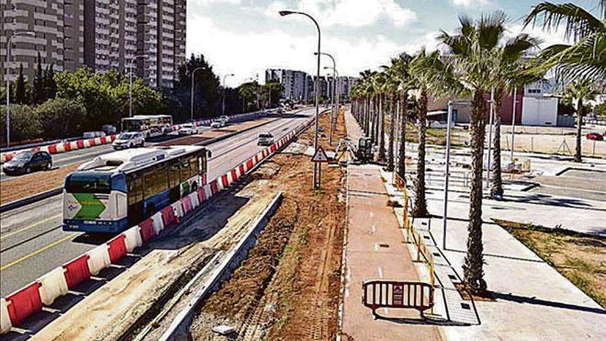 Palmas Küstenlinie macht sich für die Zukunft schick