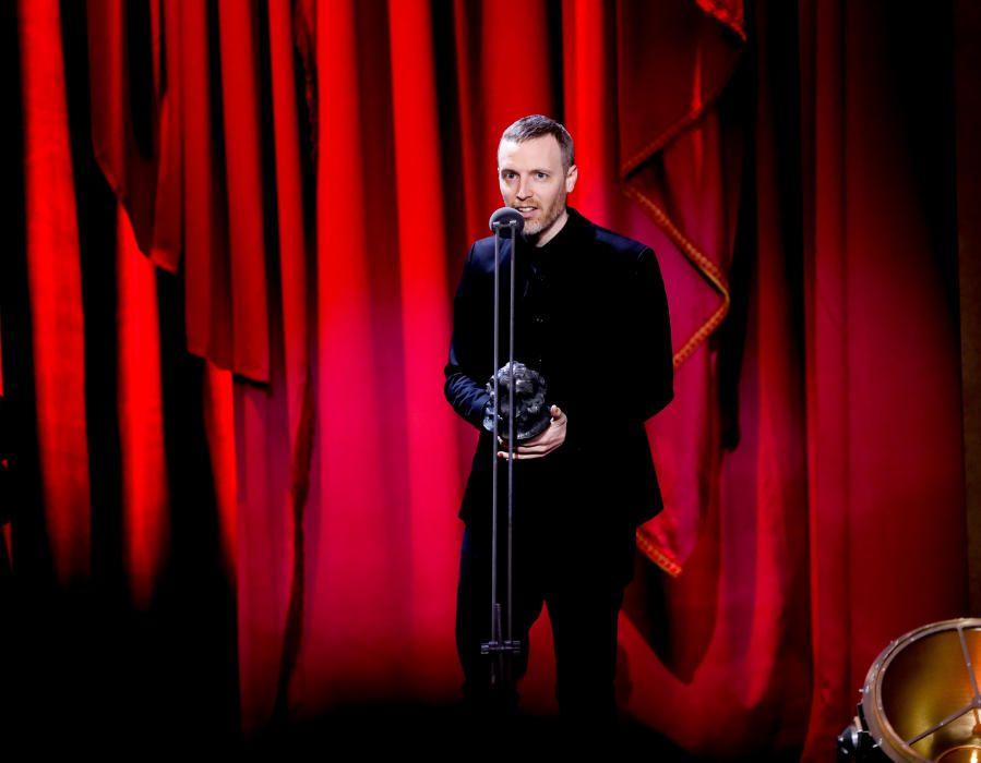 Goya 2019 a la mejor música original Olivier ...