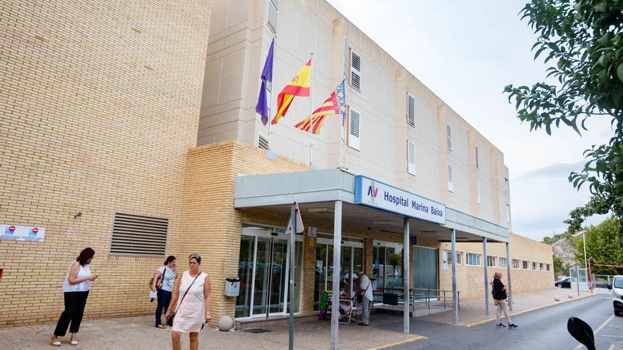 La ampliación del Hospital Marina Baixa costará cerca de 36 millones de euros