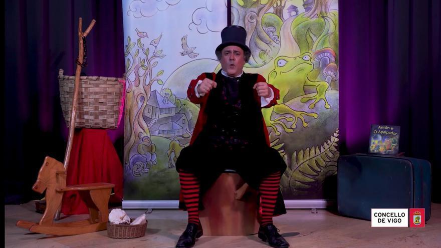 Teatro infantil gratis y sin salir de casa para sobrellevar el 'confinamiento' en Galicia